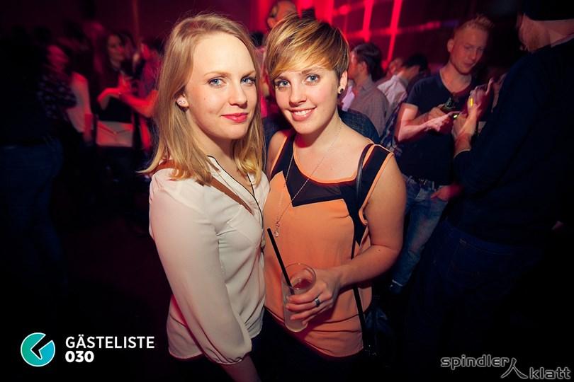 https://www.gaesteliste030.de/Partyfoto #97 Spindler & Klatt Berlin vom 07.03.2015