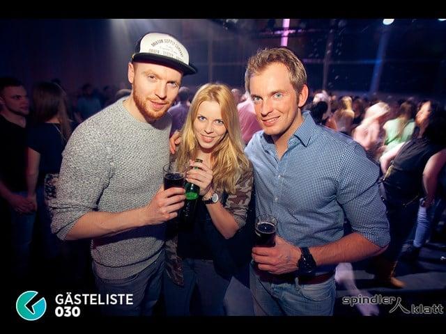 Partypics Spindler & Klatt 07.03.2015 Berlin Breakout Party