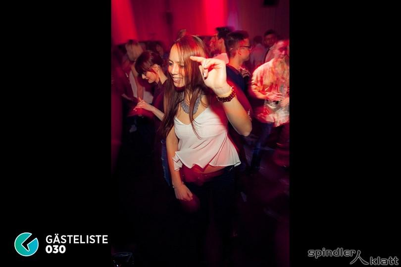 https://www.gaesteliste030.de/Partyfoto #49 Spindler & Klatt Berlin vom 07.03.2015