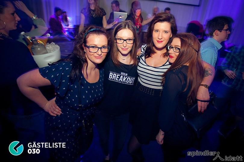 https://www.gaesteliste030.de/Partyfoto #18 Spindler & Klatt Berlin vom 07.03.2015