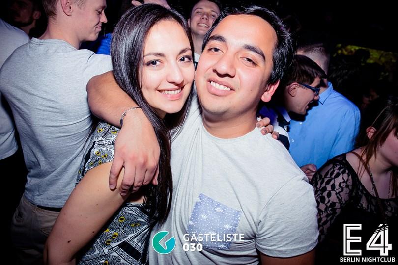 https://www.gaesteliste030.de/Partyfoto #26 E4 Club Berlin vom 17.04.2015