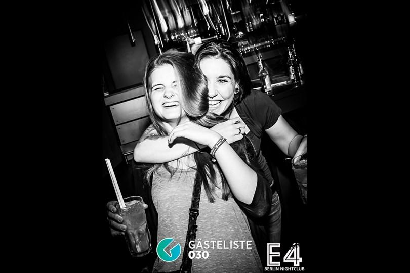 https://www.gaesteliste030.de/Partyfoto #87 E4 Club Berlin vom 17.04.2015