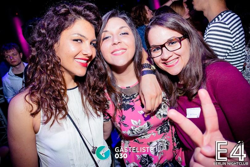 https://www.gaesteliste030.de/Partyfoto #11 E4 Club Berlin vom 17.04.2015