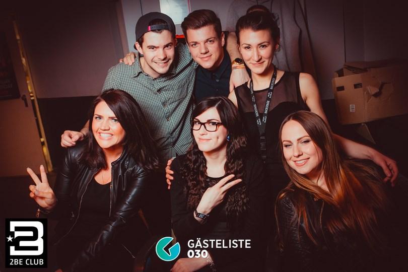 https://www.gaesteliste030.de/Partyfoto #16 2BE Club Berlin vom 24.04.2015