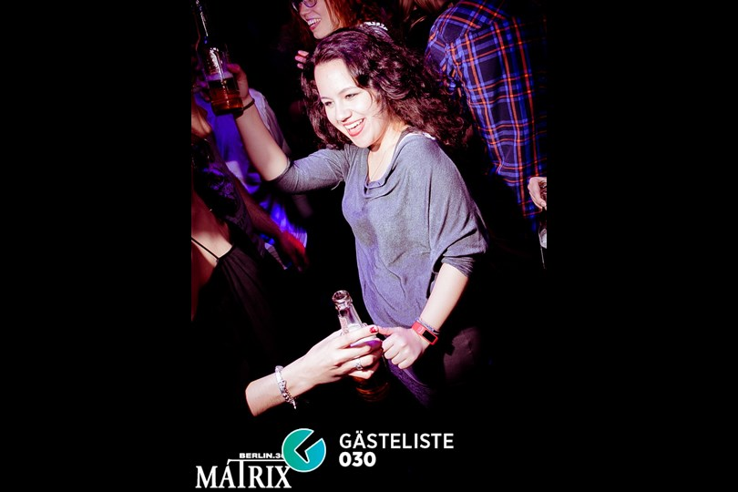 https://www.gaesteliste030.de/Partyfoto #51 Matrix Berlin vom 15.04.2015