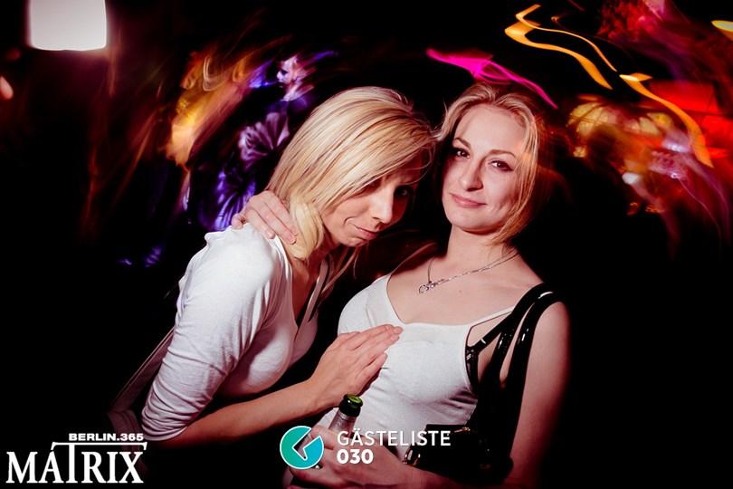 https://www.gaesteliste030.de/Partyfoto #75 Matrix Berlin vom 15.04.2015