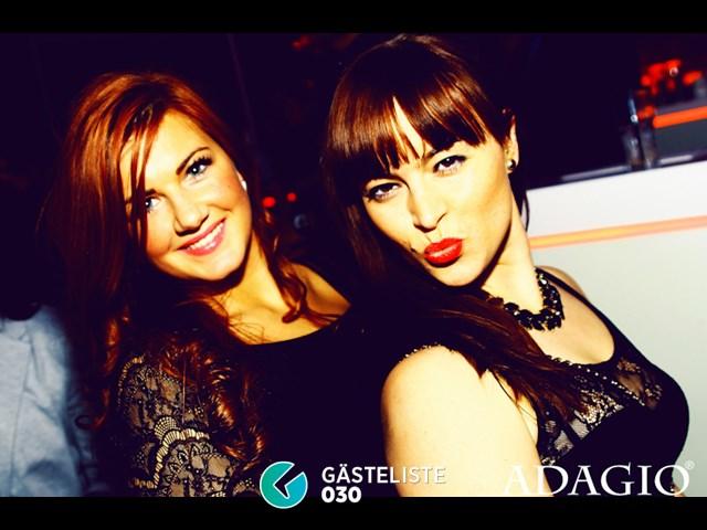 Partypics Adagio 04.04.2015 Rouge of Moulin