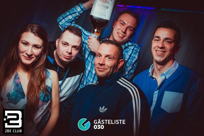 https://www.gaesteliste030.de/Partyfoto #127 2BE Club Berlin vom 11.04.2015