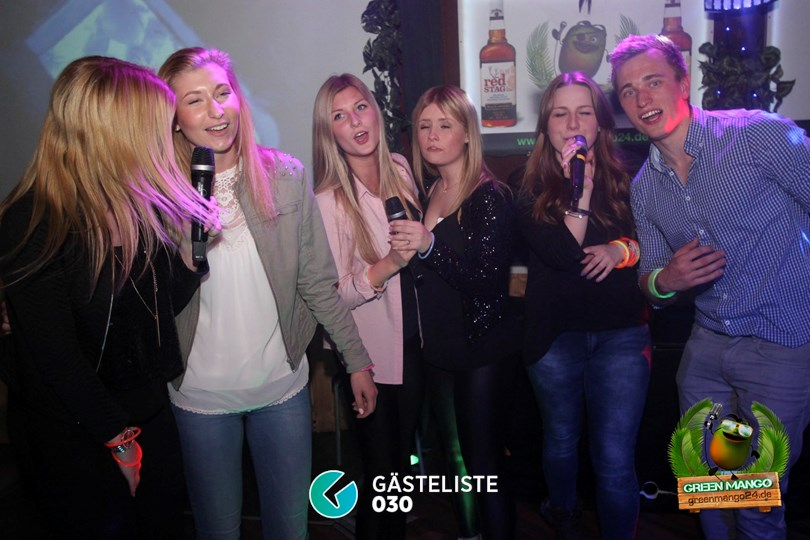 https://www.gaesteliste030.de/Partyfoto #23 Green Mango Berlin vom 18.04.2015