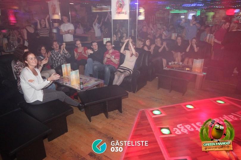 https://www.gaesteliste030.de/Partyfoto #27 Green Mango Berlin vom 18.04.2015