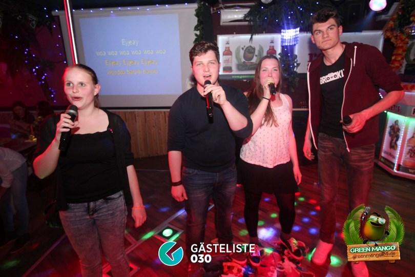 https://www.gaesteliste030.de/Partyfoto #16 Green Mango Berlin vom 18.04.2015
