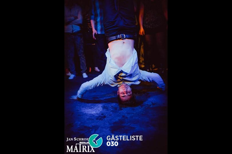 https://www.gaesteliste030.de/Partyfoto #137 Matrix Berlin vom 11.04.2015