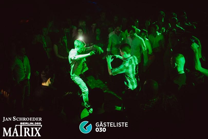 https://www.gaesteliste030.de/Partyfoto #163 Matrix Berlin vom 11.04.2015