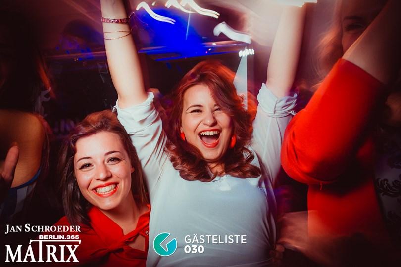 https://www.gaesteliste030.de/Partyfoto #1 Matrix Berlin vom 11.04.2015