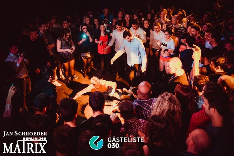 https://www.gaesteliste030.de/Partyfoto #66 Matrix Berlin vom 11.04.2015