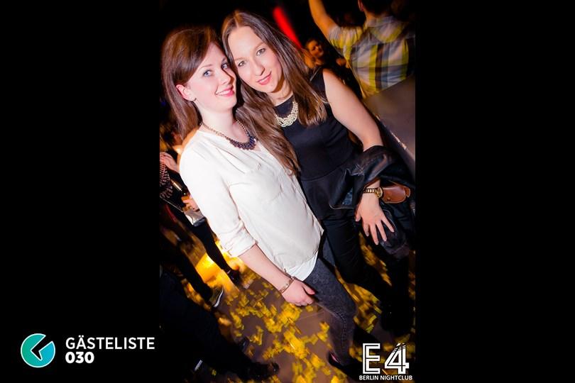 https://www.gaesteliste030.de/Partyfoto #10 E4 Club Berlin vom 04.04.2015