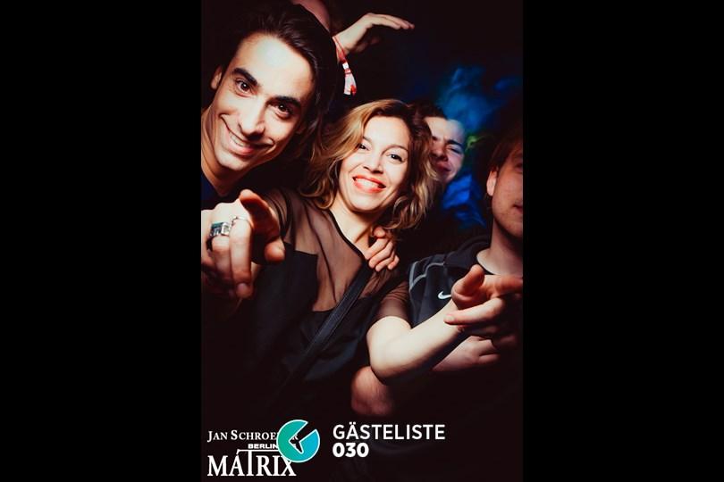 https://www.gaesteliste030.de/Partyfoto #7 Matrix Berlin vom 18.04.2015