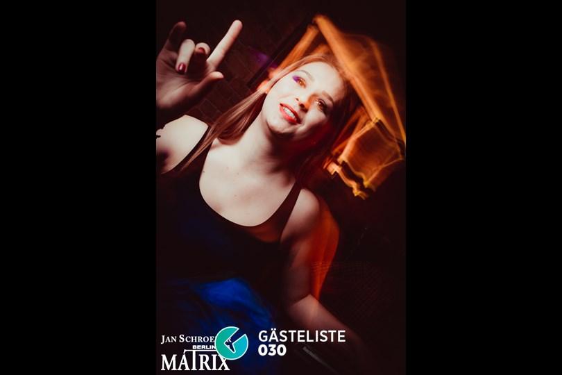 https://www.gaesteliste030.de/Partyfoto #40 Matrix Berlin vom 18.04.2015
