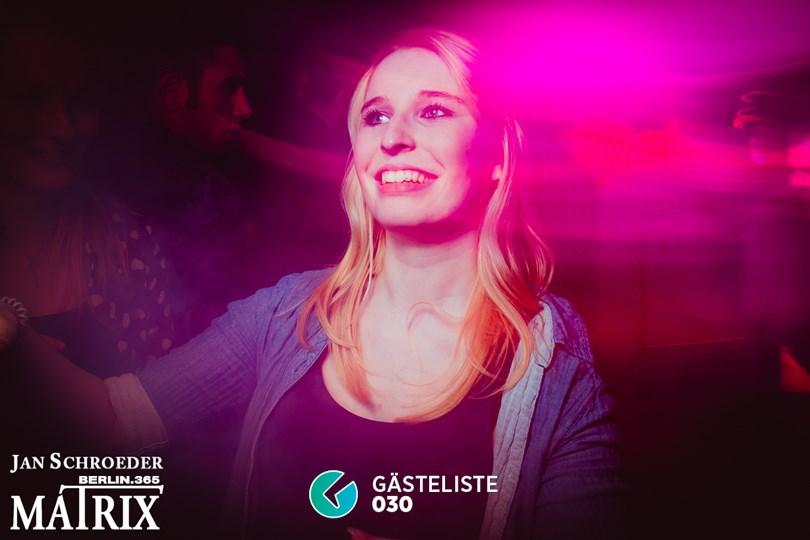 https://www.gaesteliste030.de/Partyfoto #69 Matrix Berlin vom 18.04.2015