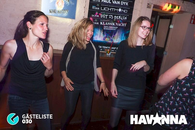 https://www.gaesteliste030.de/Partyfoto #15 Havanna Berlin vom 16.05.2015