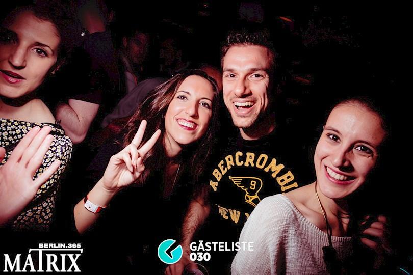 https://www.gaesteliste030.de/Partyfoto #48 Matrix Berlin vom 01.05.2015