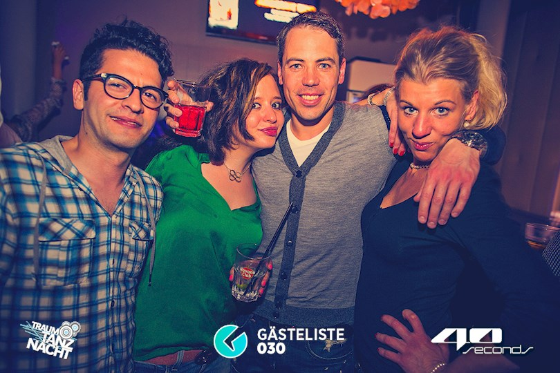 https://www.gaesteliste030.de/Partyfoto #143 40seconds Berlin vom 30.04.2015