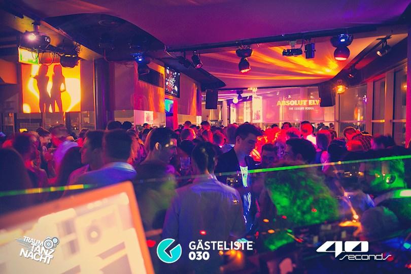 https://www.gaesteliste030.de/Partyfoto #83 40seconds Berlin vom 30.04.2015