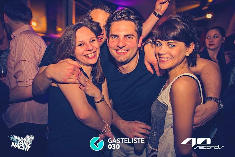 https://www.gaesteliste030.de/Partyfoto #66 40seconds Berlin vom 30.04.2015