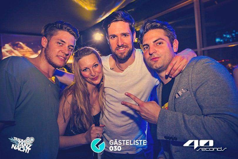 https://www.gaesteliste030.de/Partyfoto #127 40seconds Berlin vom 30.04.2015