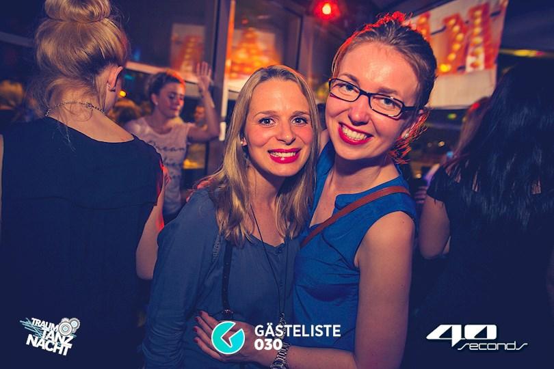 https://www.gaesteliste030.de/Partyfoto #139 40seconds Berlin vom 30.04.2015