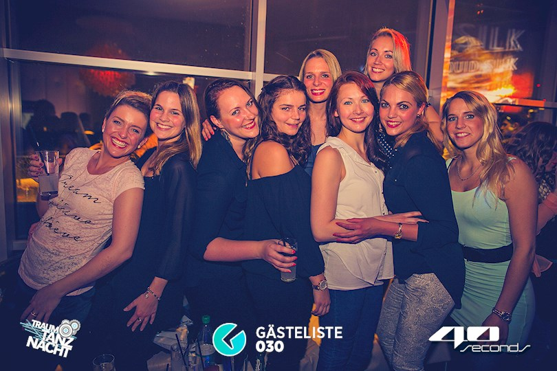 https://www.gaesteliste030.de/Partyfoto #155 40seconds Berlin vom 30.04.2015
