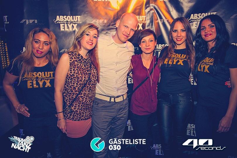 https://www.gaesteliste030.de/Partyfoto #16 40seconds Berlin vom 30.04.2015