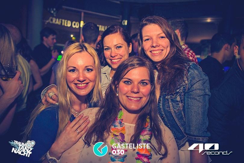 https://www.gaesteliste030.de/Partyfoto #124 40seconds Berlin vom 30.04.2015