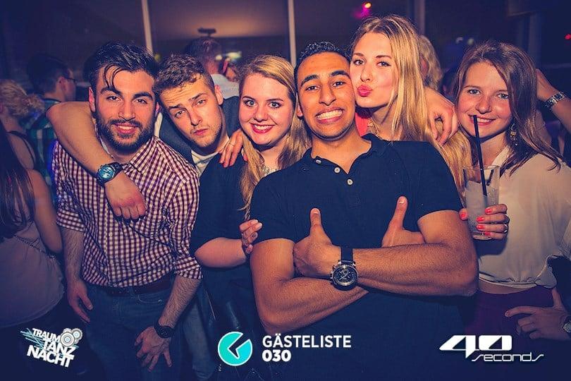 https://www.gaesteliste030.de/Partyfoto #109 40seconds Berlin vom 30.04.2015