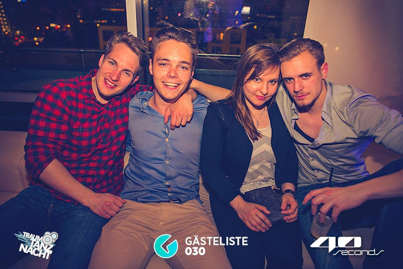 https://www.gaesteliste030.de/Partyfoto #95 40seconds Berlin vom 30.04.2015