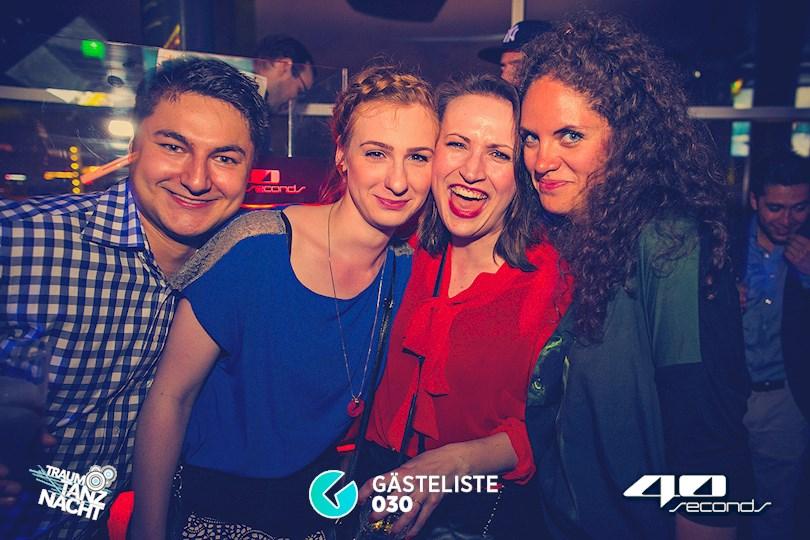 https://www.gaesteliste030.de/Partyfoto #126 40seconds Berlin vom 30.04.2015