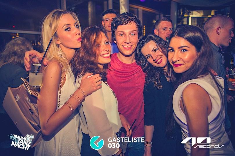 https://www.gaesteliste030.de/Partyfoto #82 40seconds Berlin vom 30.04.2015
