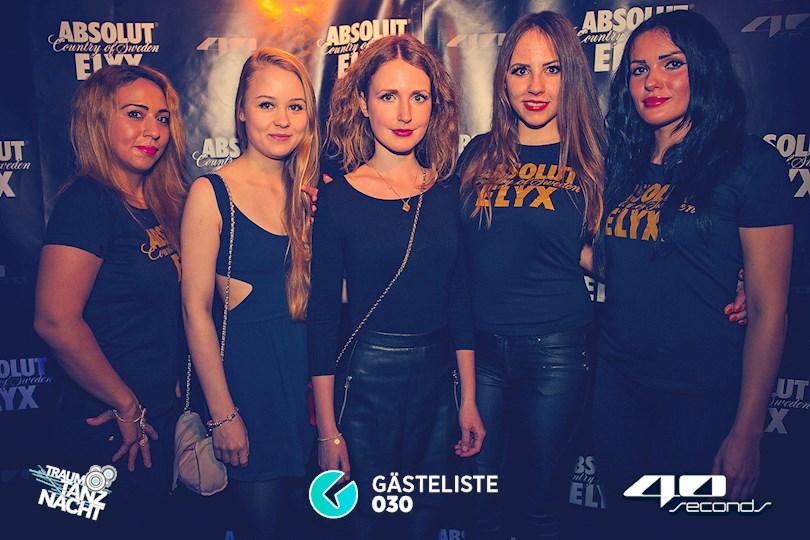 https://www.gaesteliste030.de/Partyfoto #29 40seconds Berlin vom 30.04.2015