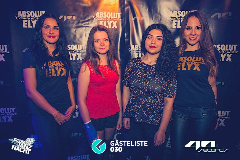 https://www.gaesteliste030.de/Partyfoto #4 40seconds Berlin vom 30.04.2015