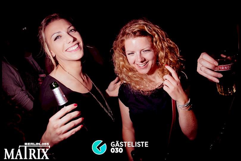 https://www.gaesteliste030.de/Partyfoto #17 Matrix Berlin vom 15.05.2015