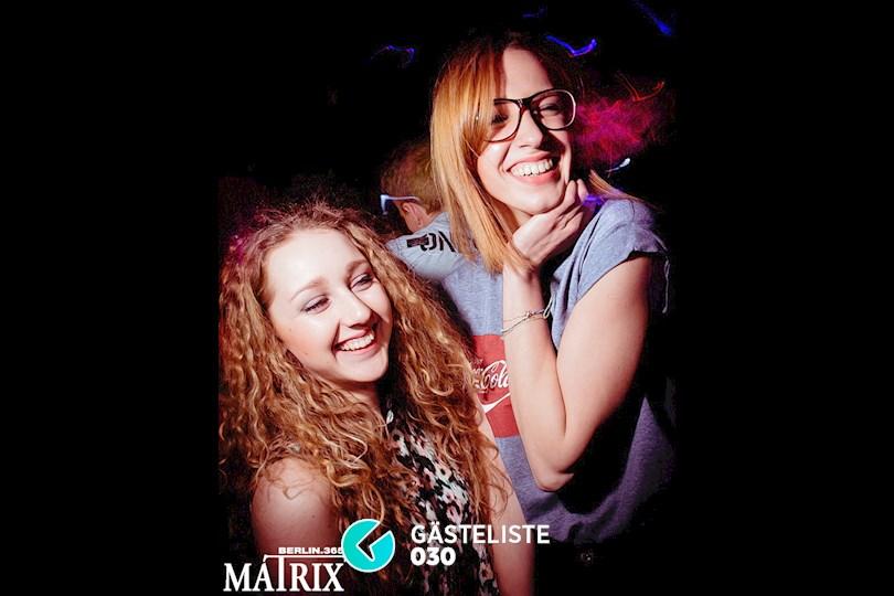 https://www.gaesteliste030.de/Partyfoto #87 Matrix Berlin vom 29.04.2015