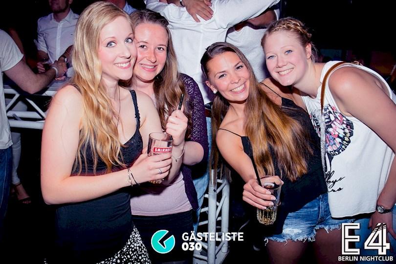 https://www.gaesteliste030.de/Partyfoto #3 E4 Club Berlin vom 30.05.2015
