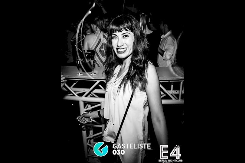 https://www.gaesteliste030.de/Partyfoto #11 E4 Club Berlin vom 30.05.2015
