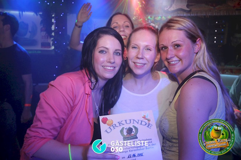 https://www.gaesteliste030.de/Partyfoto #46 Green Mango Berlin vom 27.06.2015