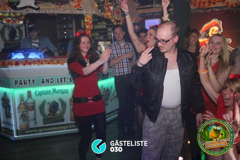 https://www.gaesteliste030.de/Partyfoto #60 Green Mango Berlin vom 19.06.2015
