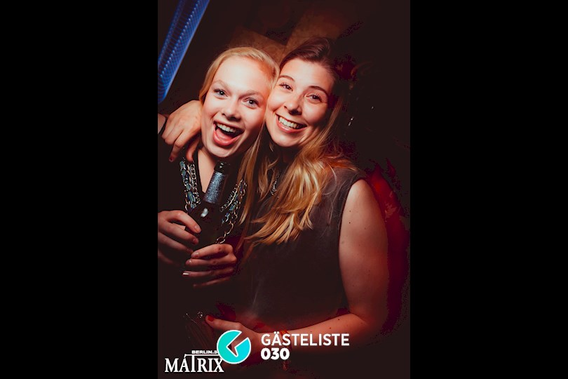 https://www.gaesteliste030.de/Partyfoto #73 Matrix Berlin vom 11.06.2015