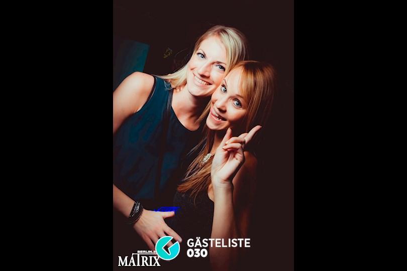 https://www.gaesteliste030.de/Partyfoto #21 Matrix Berlin vom 11.06.2015