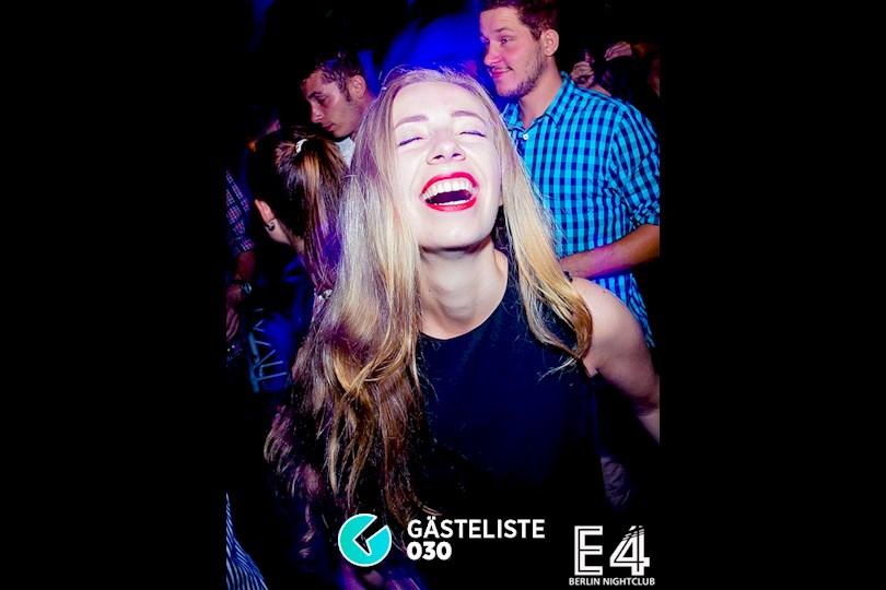 https://www.gaesteliste030.de/Partyfoto #31 E4 Club Berlin vom 18.07.2015