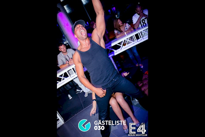 https://www.gaesteliste030.de/Partyfoto #16 E4 Club Berlin vom 18.07.2015