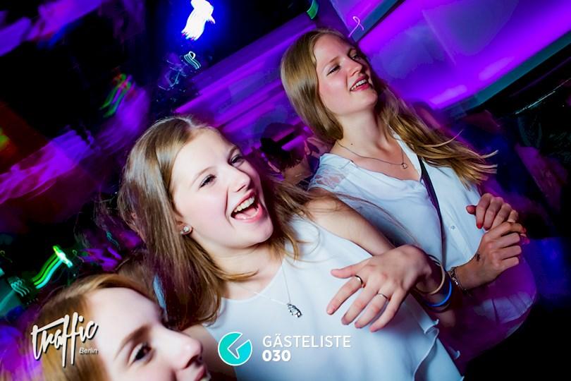 Partyfoto #138 Traffic Berlin vom 11.07.2015